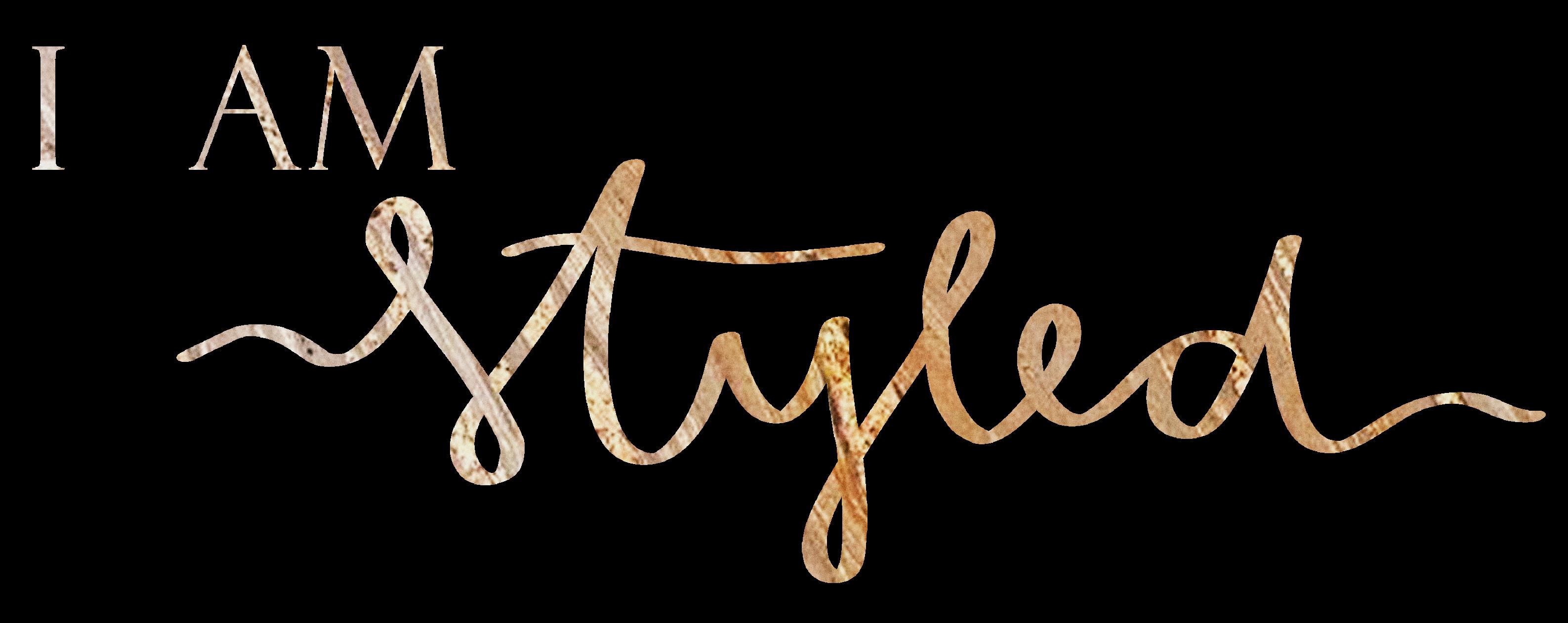I Am Styled Logo